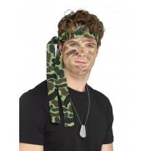 Pandebånd Camouflage