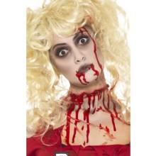 Zombie Makeup SÆT Med Blodkapsler