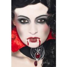 Vampyr Makeup SÆT Dame