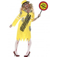 ZOMBIE LOLLIPOP LADY-KOSTUME