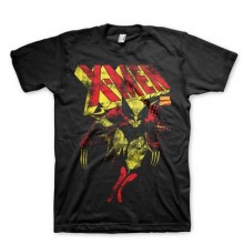 X-Men Distressed T-shirt