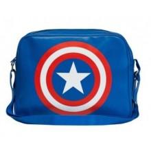 Marvel Captain America Skjold Skuldertaske