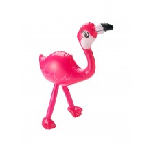 Oppustelig Flamingo 55 cm