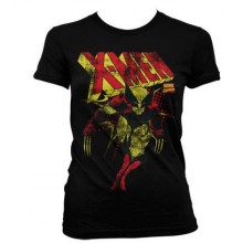 X-Men Distressed Dame T-shirt