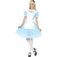 Prinsessekjole Kostume Blå