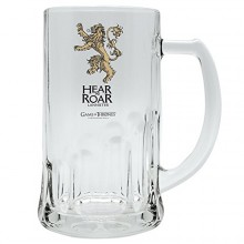 Game of Thrones Ølglas Lannister