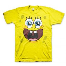 Spongebob Happy Face T-shirt