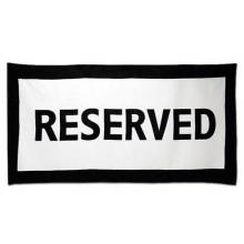 Reserved Håndklæde