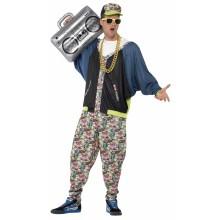 80'erne Hiphop Kostume