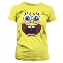 Spongebob Happy Dame T-shirt