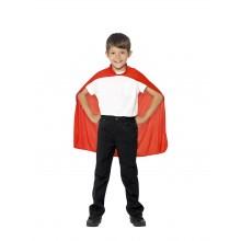 Rød Kappe Børnestørrelse