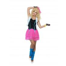 Wild Girl 80'erne Kostume