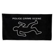 Crime Scene Håndklæde