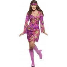 Woodstock Hippie Kostume