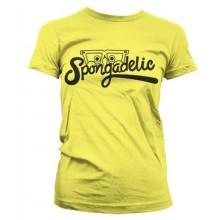 Spongadelic Pige T-shirt