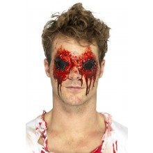 Zombieøjne Latex
