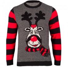 Juletrøje Rudolf Med Den Røde Tud