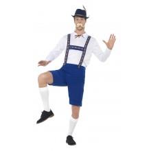 Bayersk Kostume Oktoberfesten