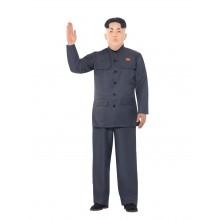 Nordkoreansk Diktator Kostume