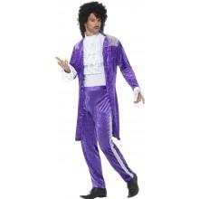 Lilla Musiker 80'er-kostume