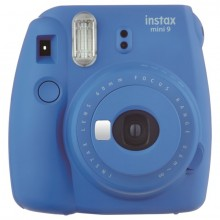 Kamera Instax Mini 9 Cobalt Blue