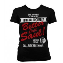 In Legal Trouble Dame T-shirt