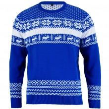 Juletrøje Nordic Christmas Blå