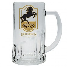 Ringenes Herre Ølglas Prancing Pony