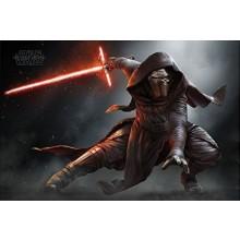 Star Wars Kylo Ren Warrior Plakat 61 X 91,5 Cm