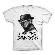 Breaking Bad I Am The Danger T-shirt