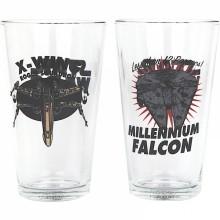 Store Star Wars Glas