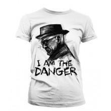 I Am The Danger Dame T-shirt