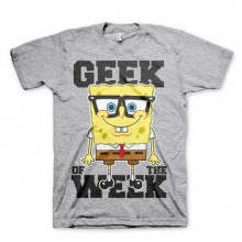 Spongebob Geek Of The Week T-shirt