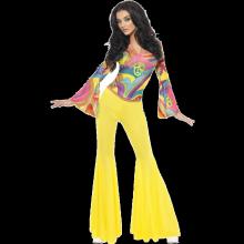 Fever 70s Groovy Babe - Kostume
