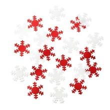 Snefnug Juledekoration