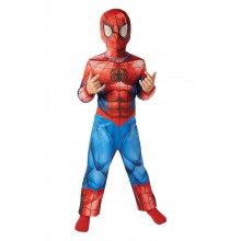 Ultimate Spiderman Børnekostume