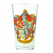 Harry Potter Gryffindor Stort Glas