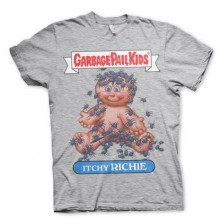 Garbage Pail Kids Itchy Richie T-shirt
