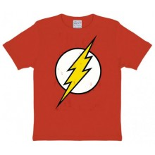The Flash Logo T-shirt Børn Rød