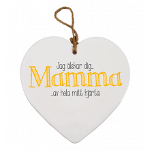 Hjerte Mor Jeg Elsker Dig