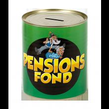 SparebØSse Pensionsopsparing