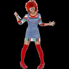 Miss Chucky-kostume