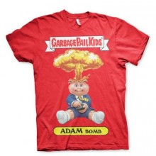 Garbage Pail Kids Adam Bomb T-shirt