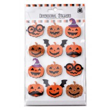 Stickers Græskar Halloween