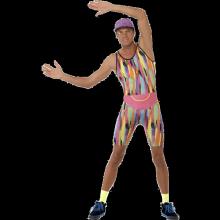 Mr Energy - kostume
