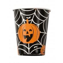 Engangskrus Halloween 8-pak