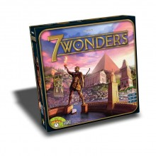 7 Wonders - Strategispil