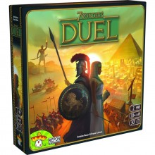 7 Wonders Duel, Strategispil