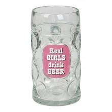 """ØLkrus """"Real Girls Drink Beer"""""""