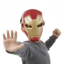 Marvel Avengers Iron Man FX Maske Børnestørrelse